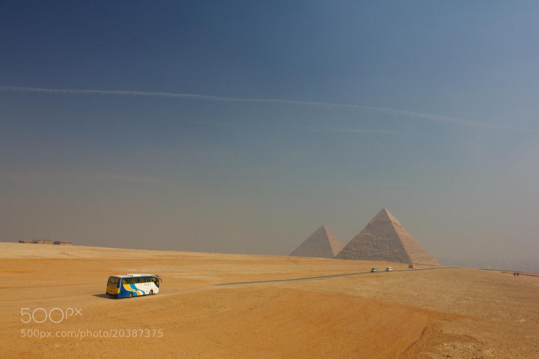 Photograph Pyramids by Guido Merkelbach on 500px