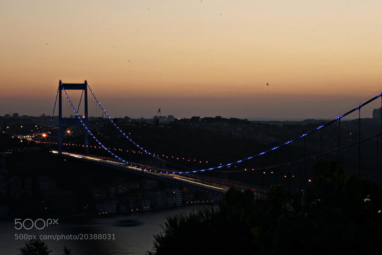 Photograph The Fatih Sultan Mehmet Bridge by Sibel Sedefoğlu on 500px