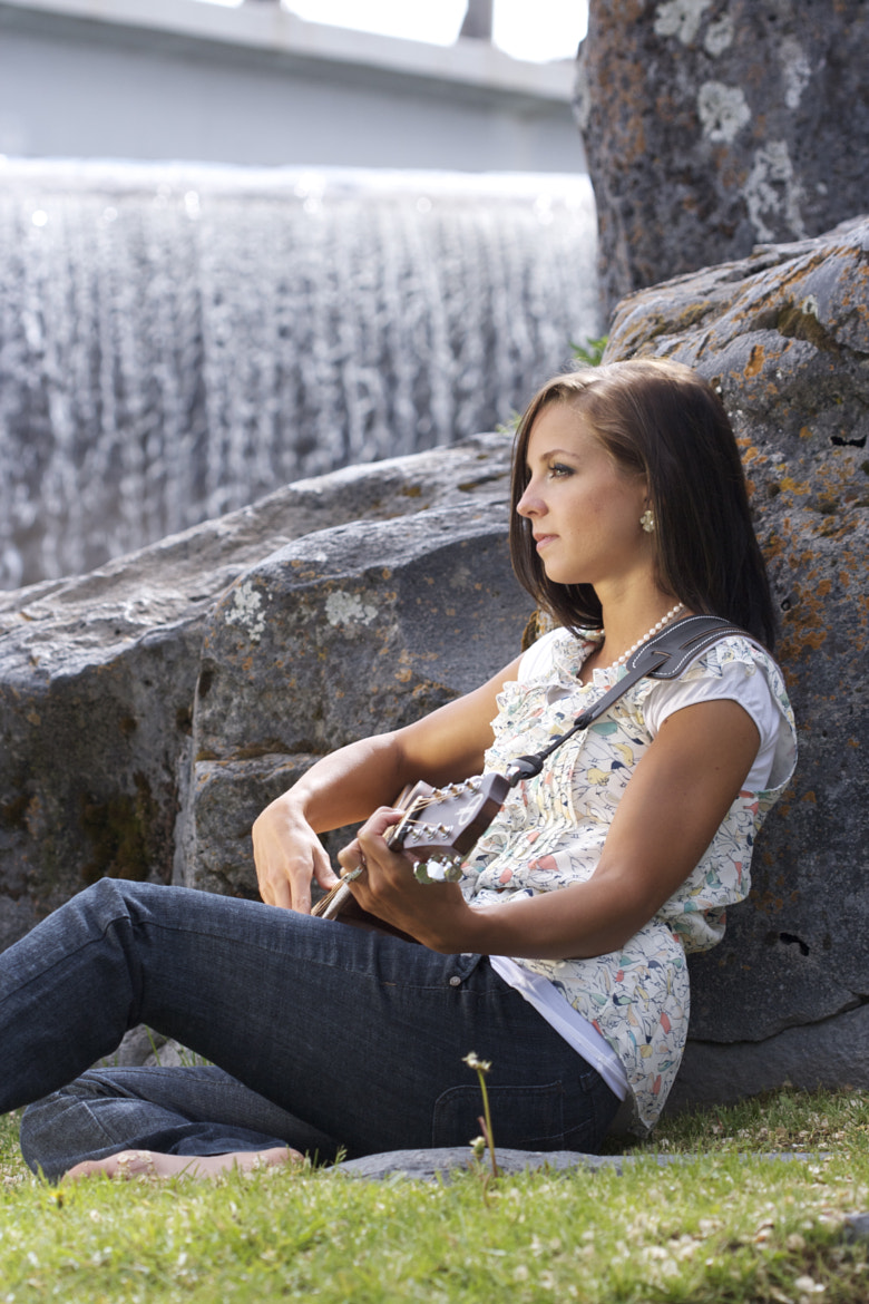 Photograph Teton Guitars - Katie Profile by Cory Kerr on 500px