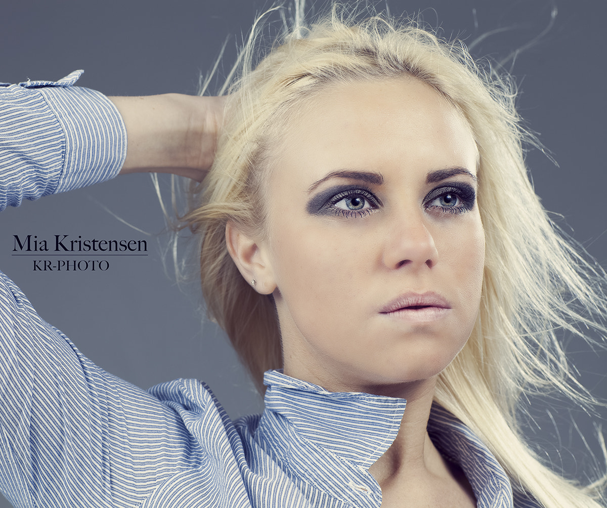 Photograph Mia Kristensen by Kim Rasmussen on 500px