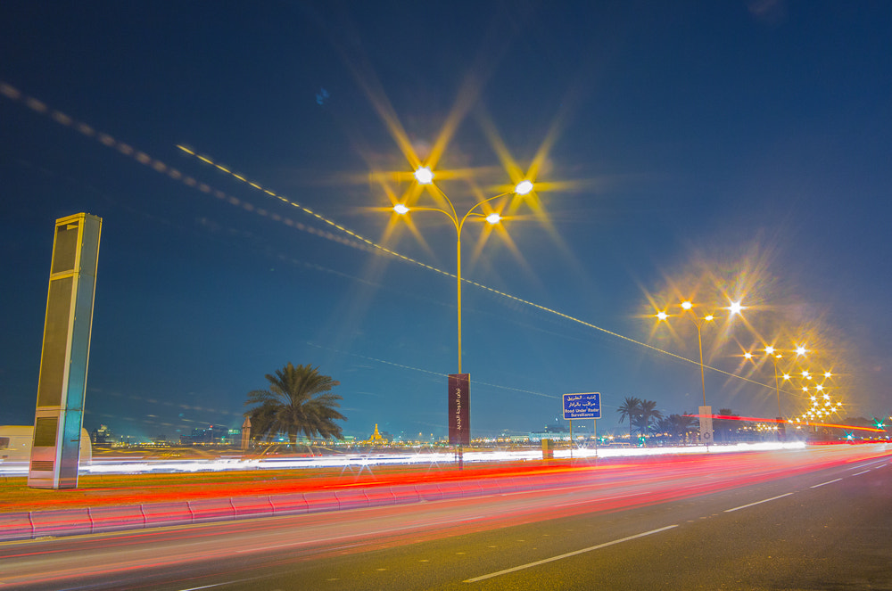 Photograph Street lights by Moehtar Photo on 500px