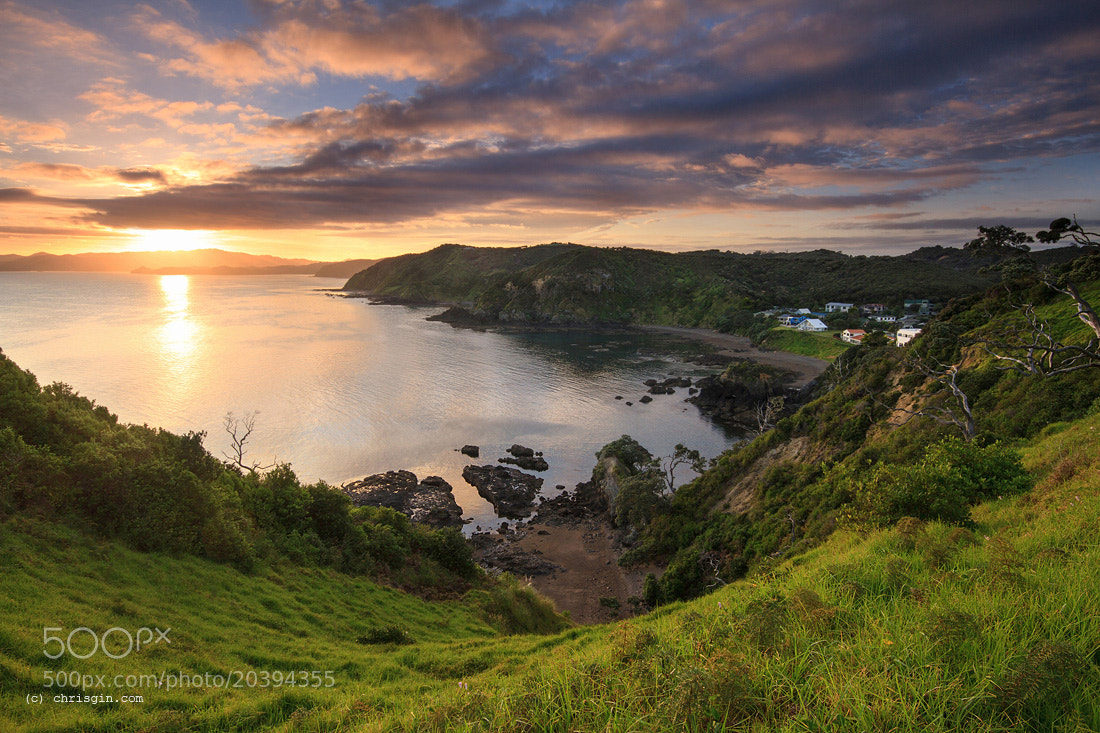Photograph Tapeka Sunrise by Chris Gin on 500px