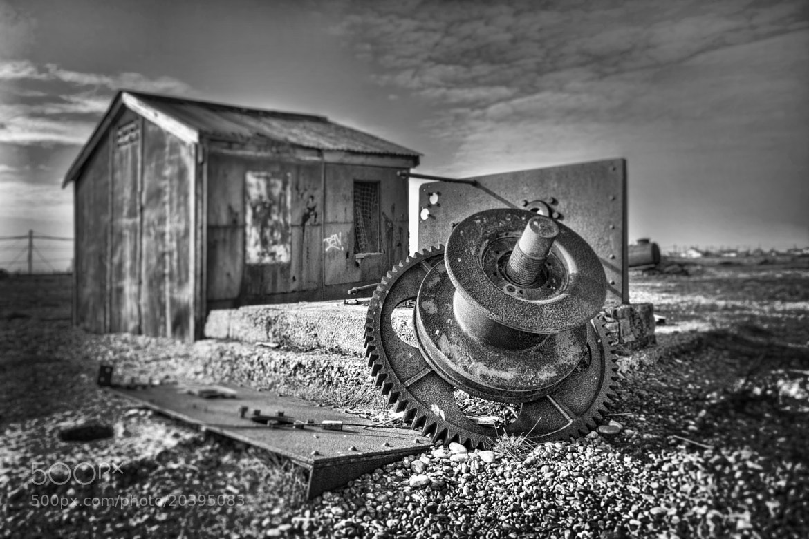 Photograph Dungeness by Dean Bedding on 500px