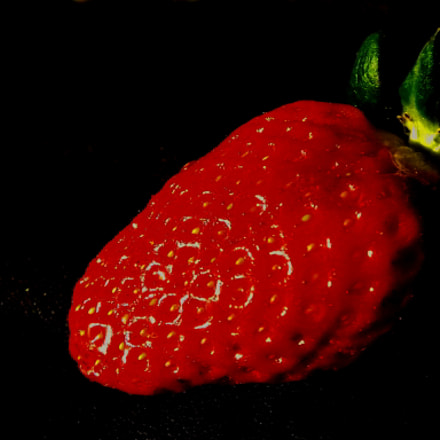 Strawberry, Fujifilm FinePix S9800 S9850 S9750