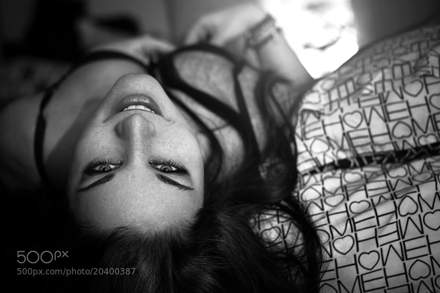 Photograph Maria by Panos Misailidis on 500px