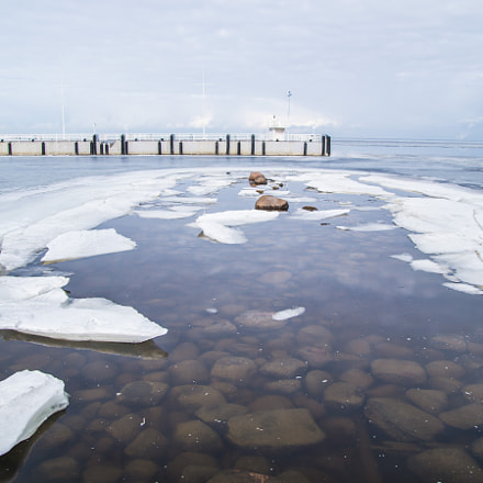 The Gulf of Finland, Sony SLT-A58, Tamron SP AF 17-50mm F2.8 XR Di II LD Aspherical [IF]