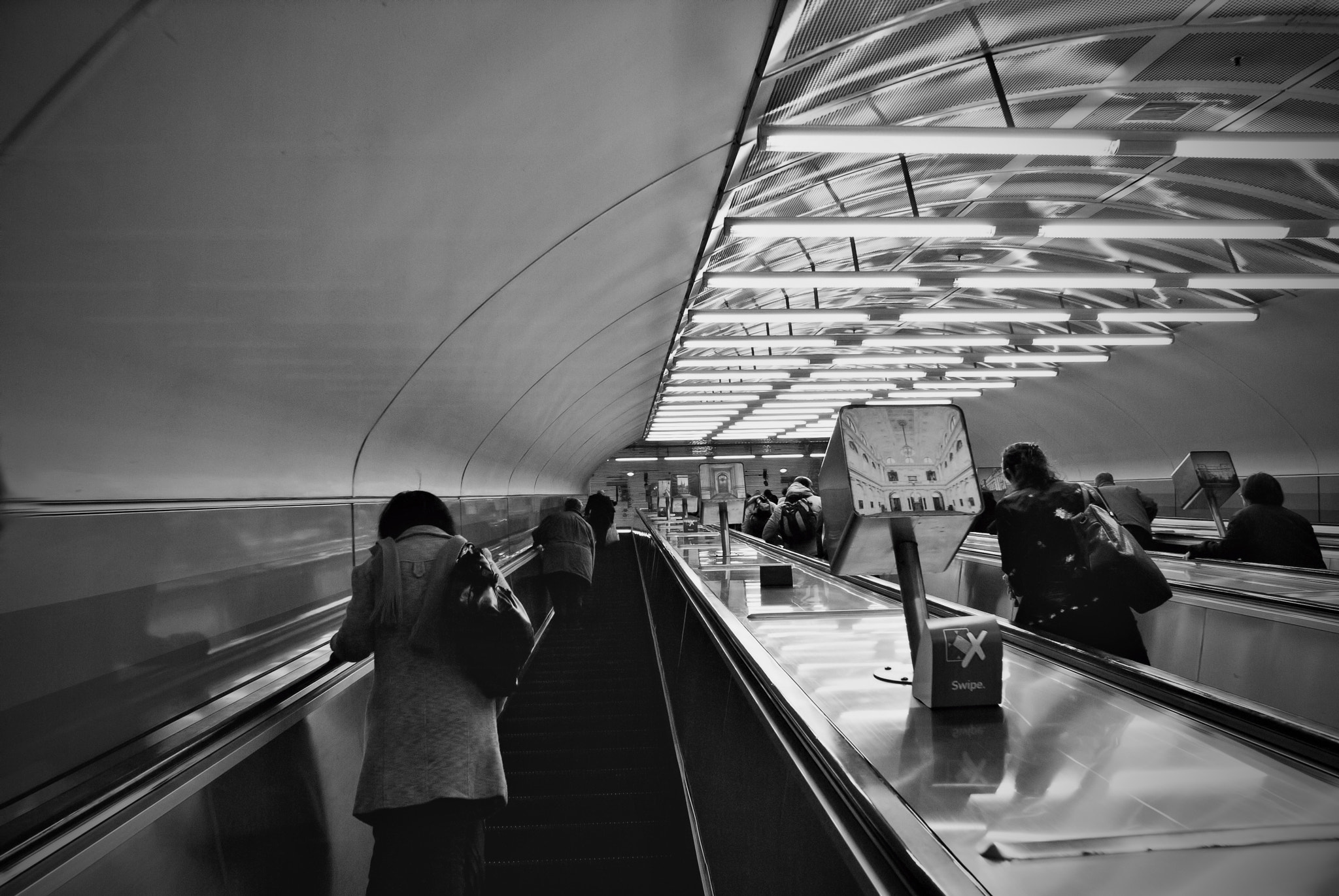 Photograph Daily Commute by Ewan Arnolda on 500px