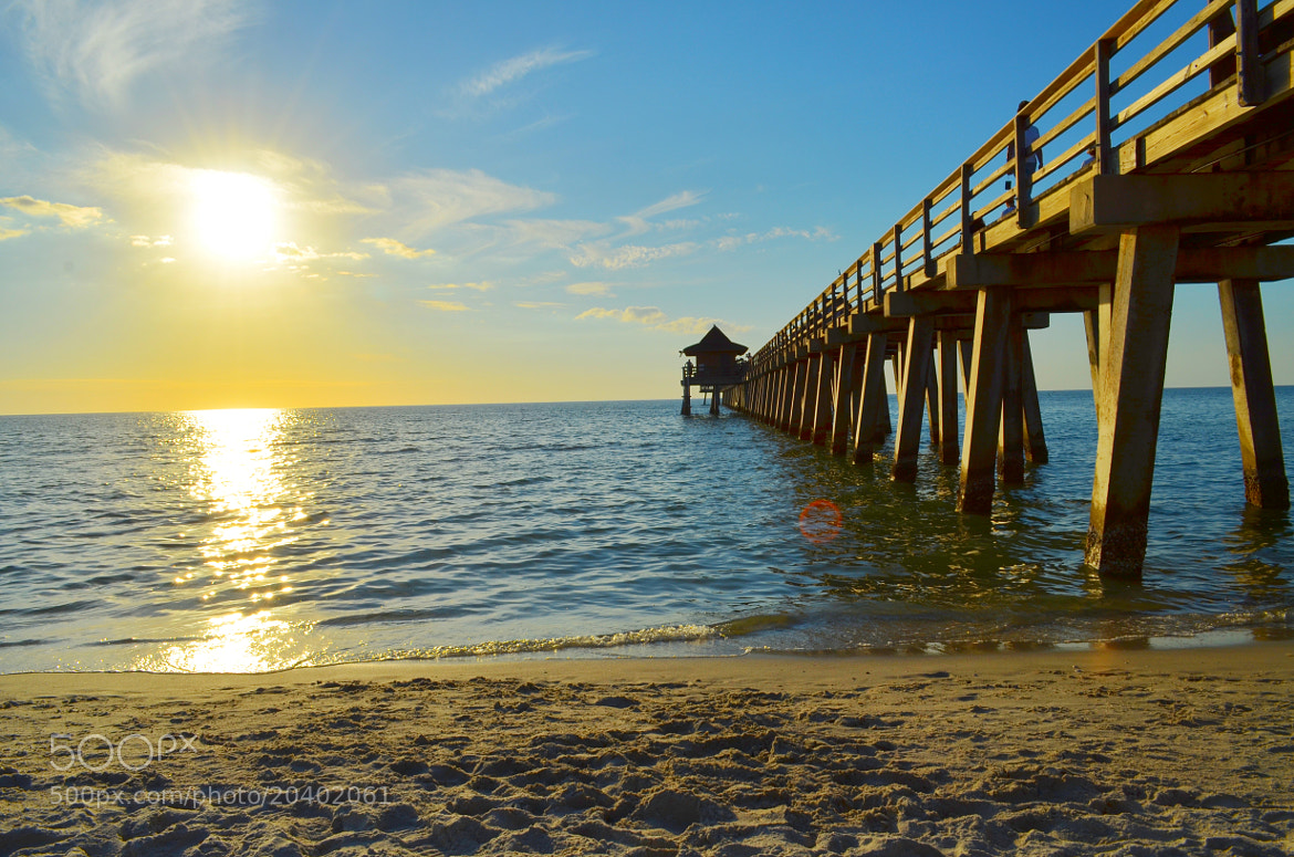 Photograph Naples Pier! by Mike Phillips on 500px