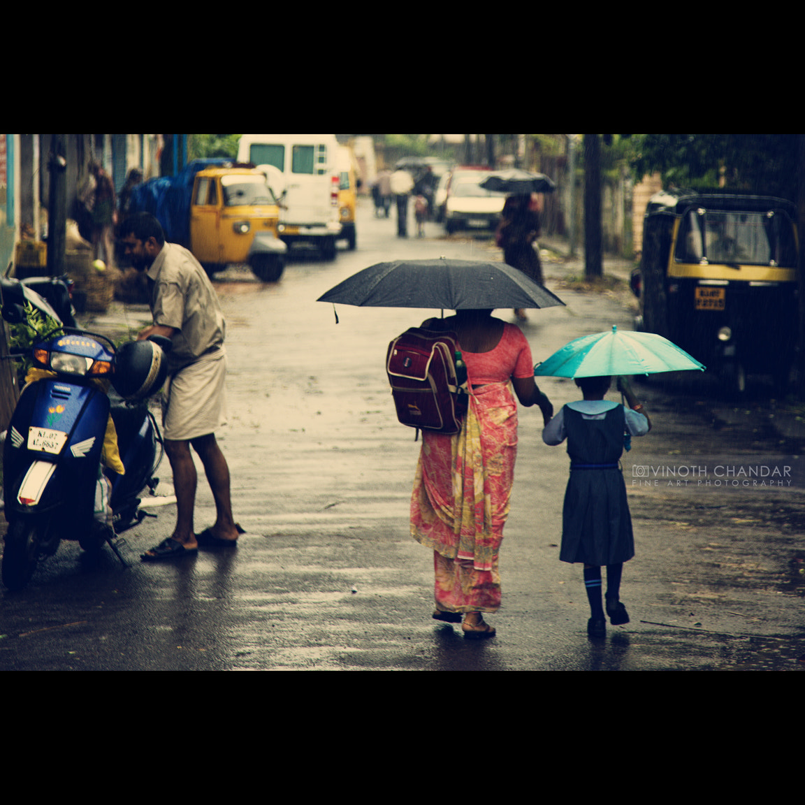 Photograph on a rainy day...  by Vinoth Chandar on 500px