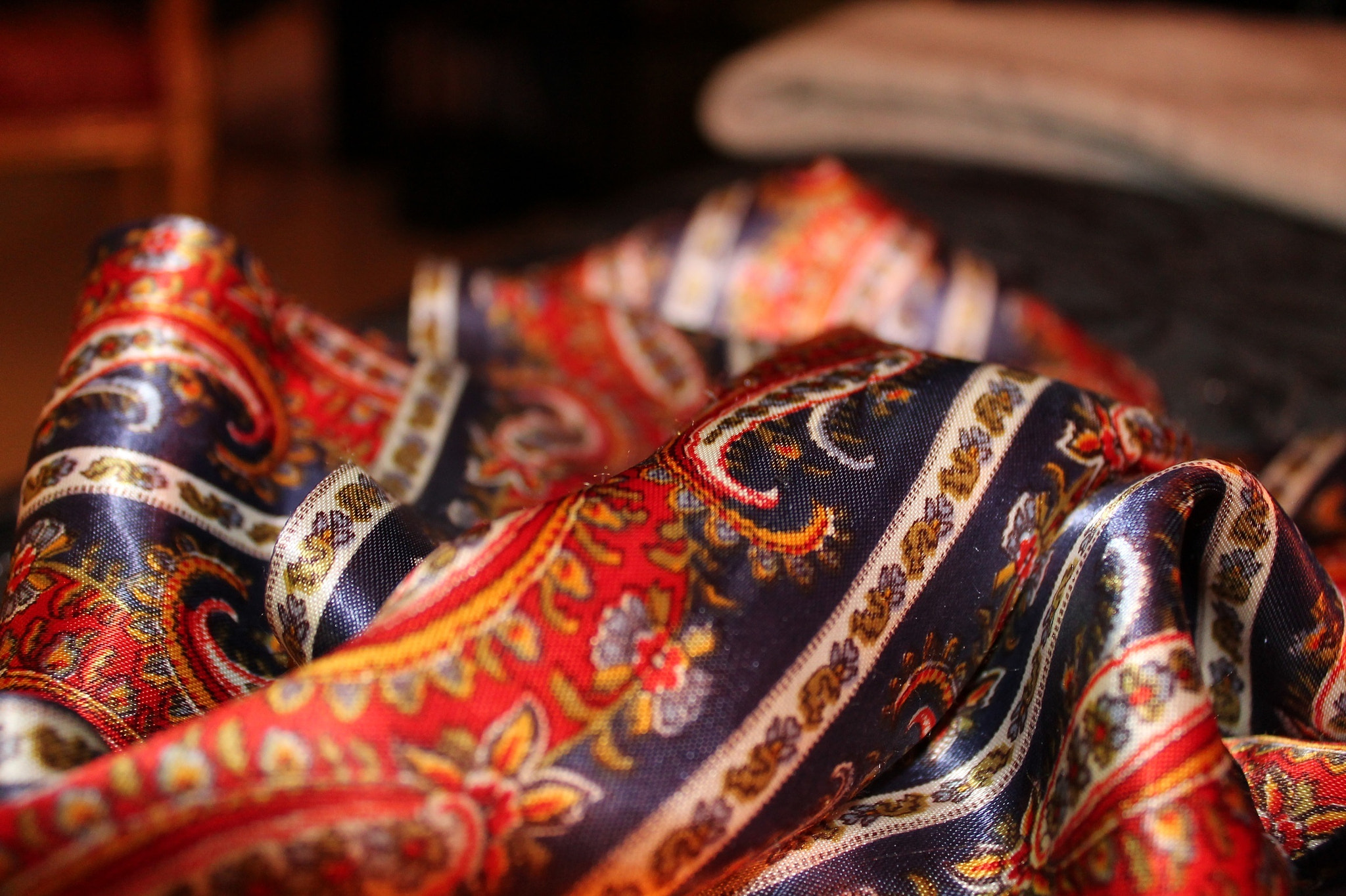 Photograph Red and Blue jacquard by Daniele Dainelli on 500px