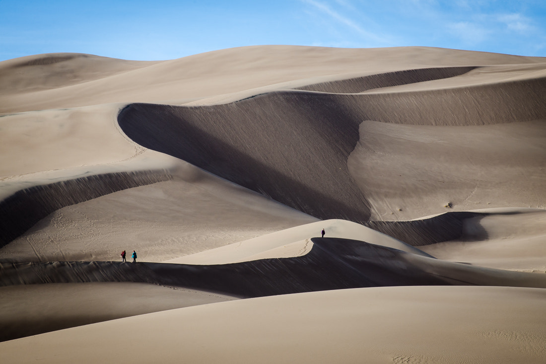 Photograph Sand Dunes 34 by Robert Newman on 500px