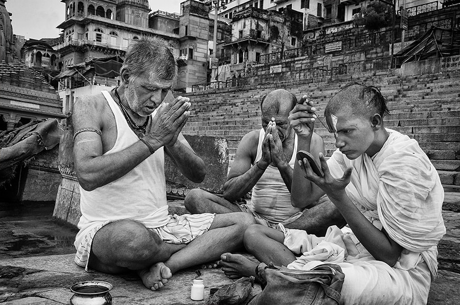 Photograph Devotees by Saumalya Ghosh on 500px