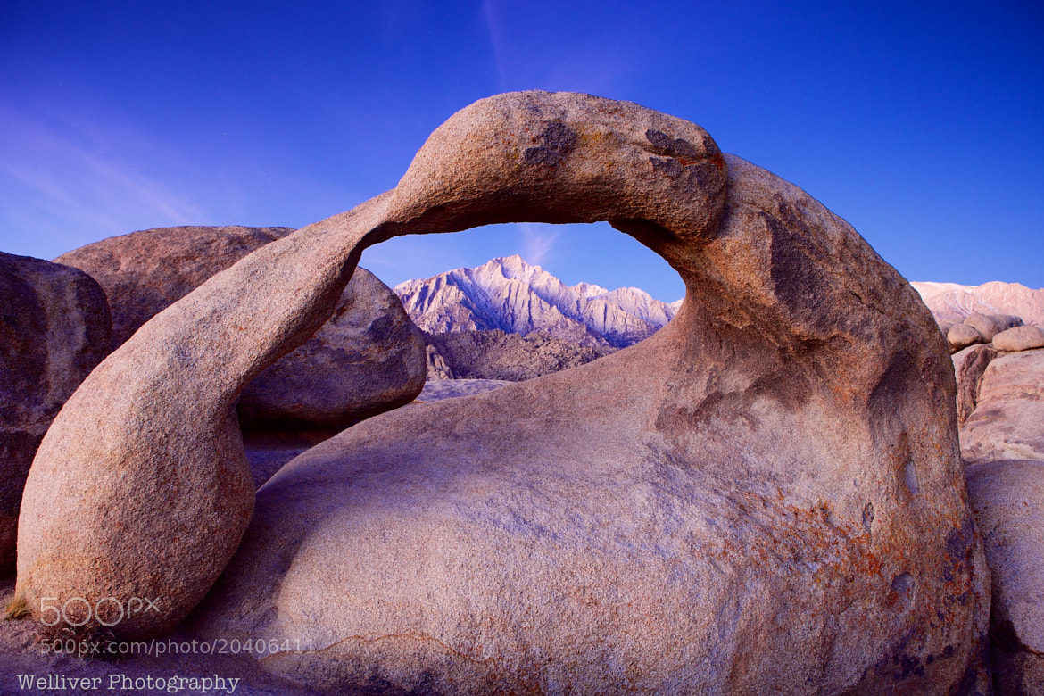 Photograph Mobius Arch by Welliver Photography  on 500px