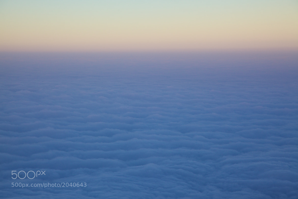 Photograph Above the Clouds by Steven Parker on 500px