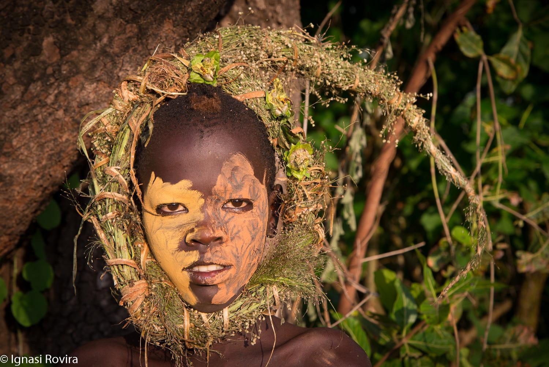 Surma (Ethnic grup), Kibish, Ethiopia by Ignasi Rovira