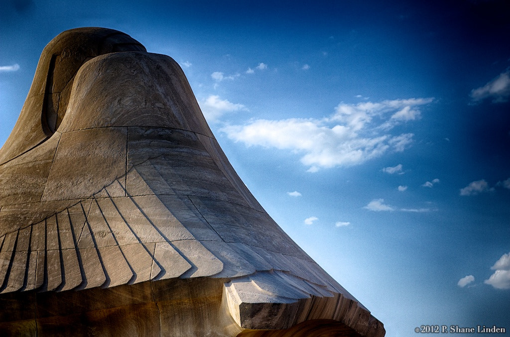 Photograph Liberty Memorial Sphynx by Shane Linden on 500px