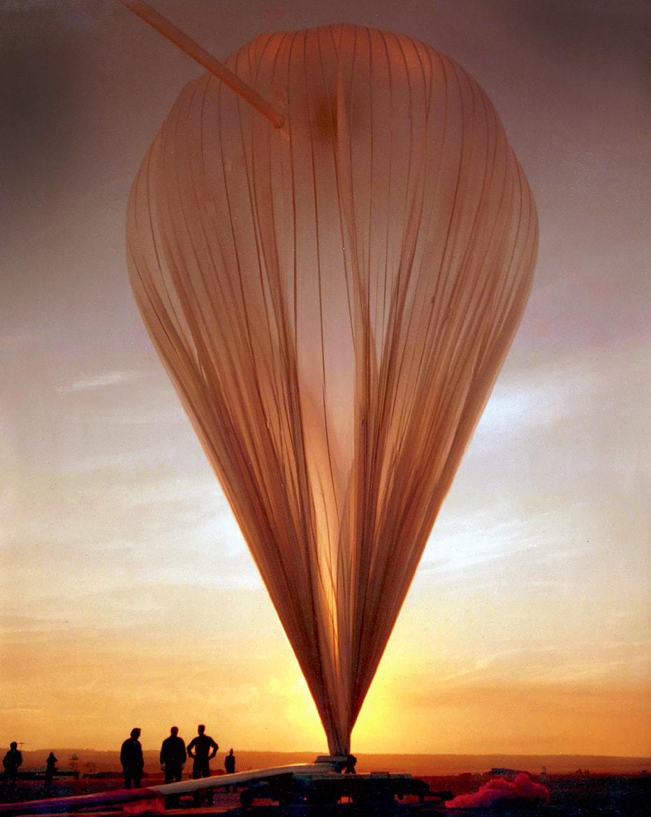 Photograph Baloon Launch by Patrick Windward on 500px