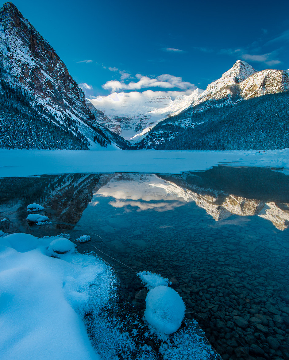 Photograph Lake Louise by Jeff Lancaster on 500px