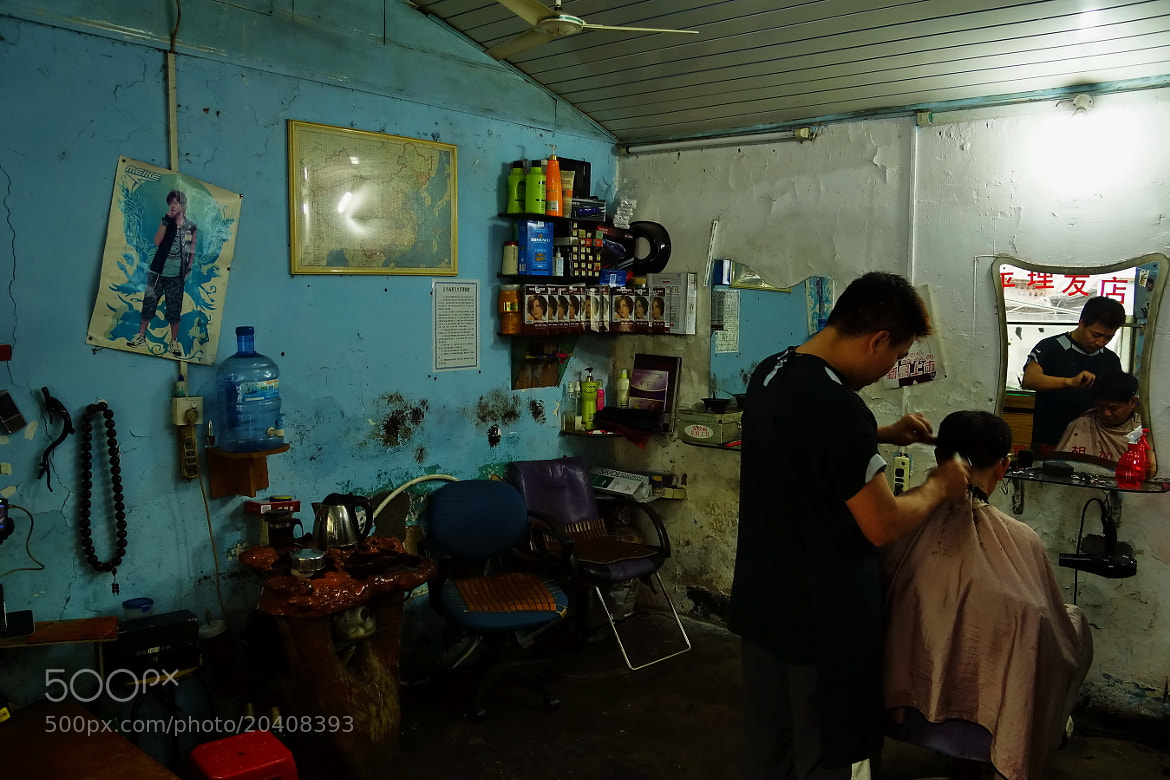 Photograph Barbershop by sgmillionxu2000 on 500px