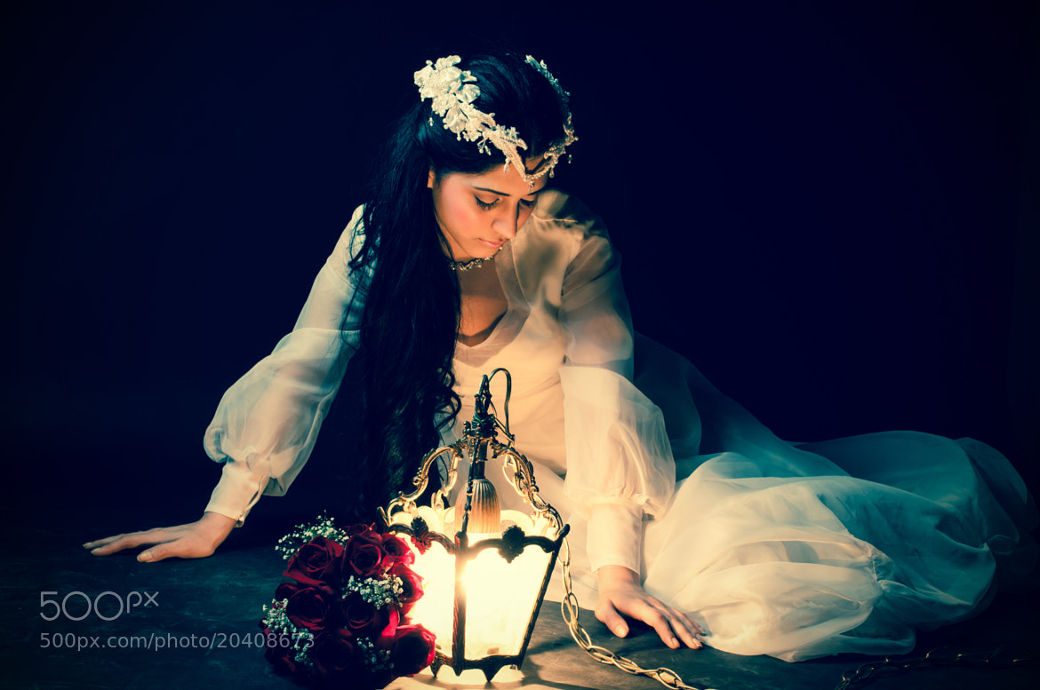 Photograph Enchanted Bride by Anna Krasnova on 500px