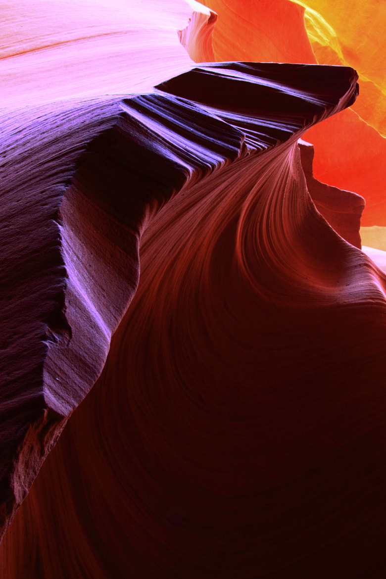Photograph Antelope canyon by Ange Salvetti on 500px