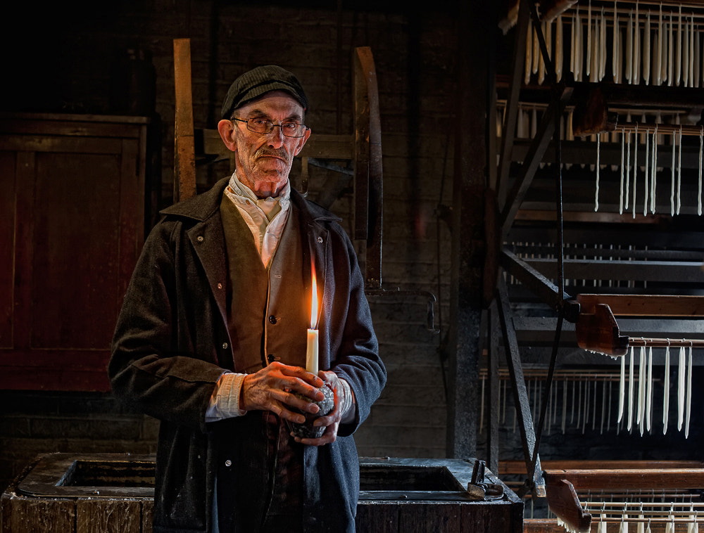Photograph The Candle Maker by Phil  Morgan on 500px