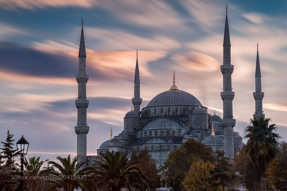 Photograph Blue Mosque, Istanbul by Ajit Menon on 500px