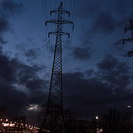 The Electricity, Sony SLT-A77, Sony DT 18-135mm F3.5-5.6 SAM (SAL18135)
