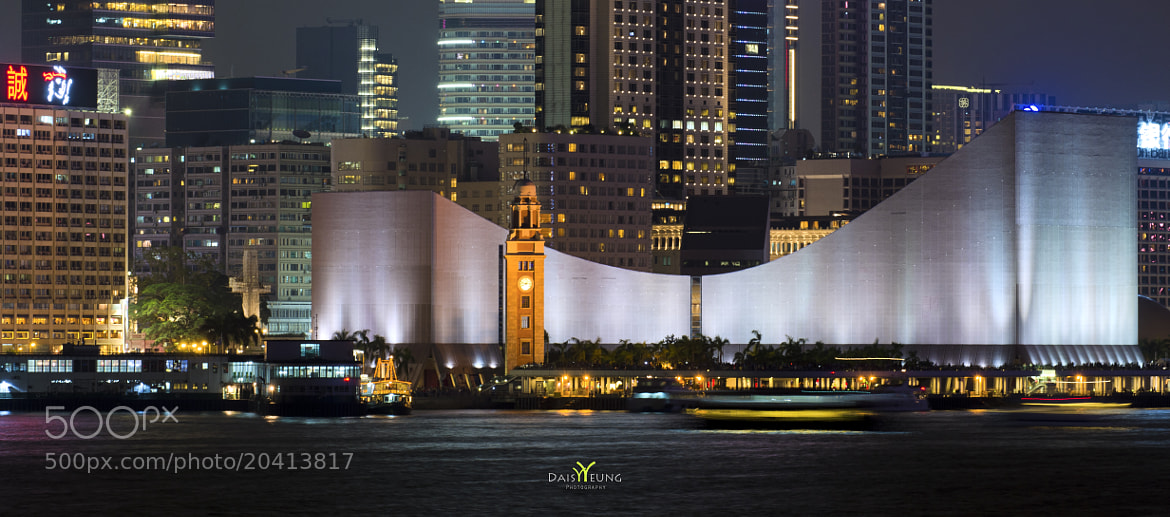 Photograph Hong Kong Cultural Centre by Daisy Yeung on 500px