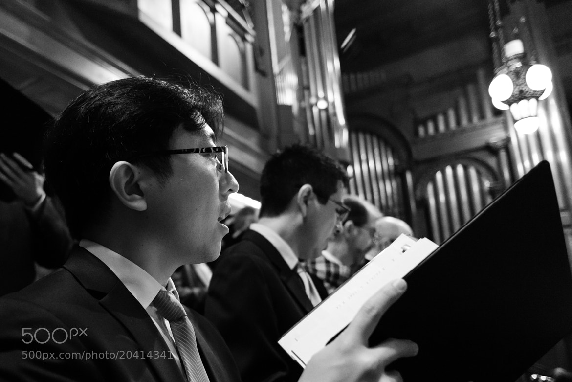 Photograph Singers by Ben Eloy on 500px