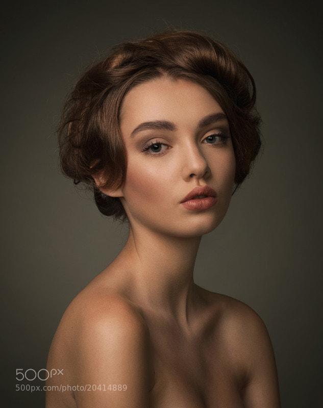 Photograph Polina by Алексей Казанцев on 500px