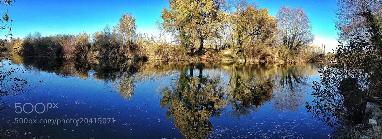 Photograph Plan d'eau  by richard cauchy on 500px