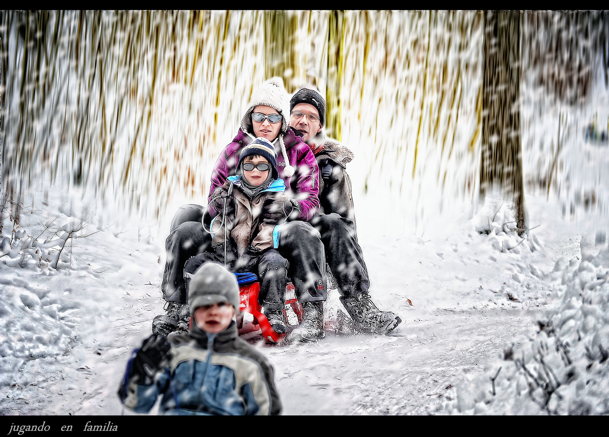 Photograph en familia by Mayte Weber on 500px