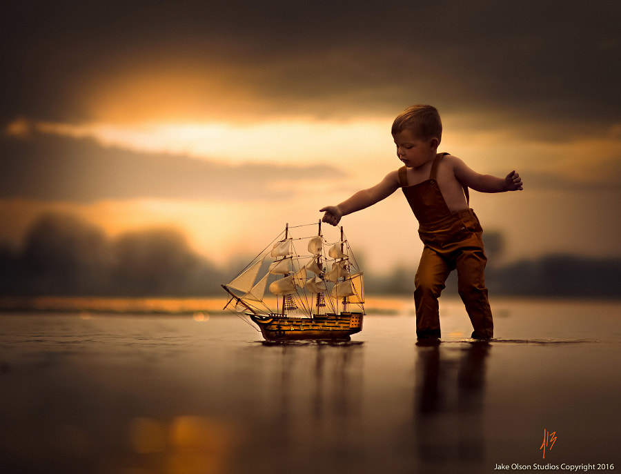 Set Sail by Jake Olson Studios on 500px.com