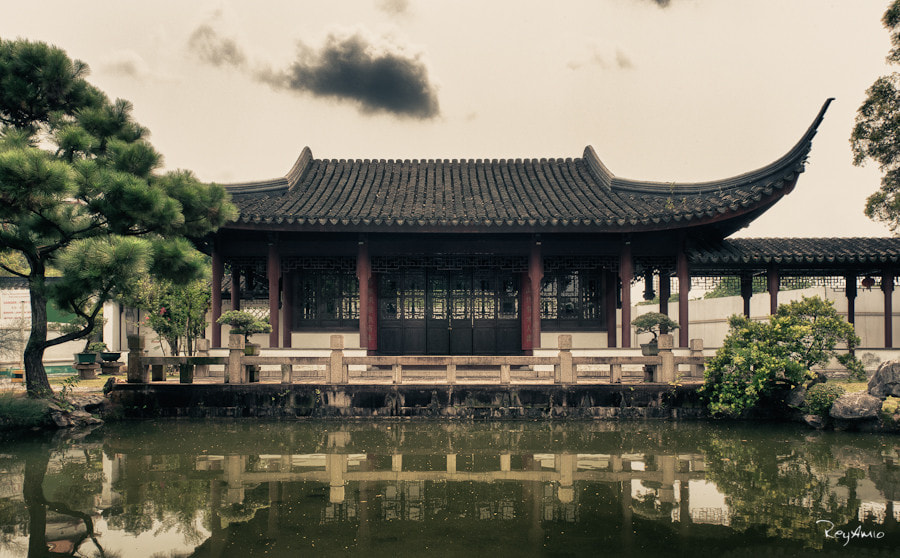 Photograph Temple by Rey Amio on 500px