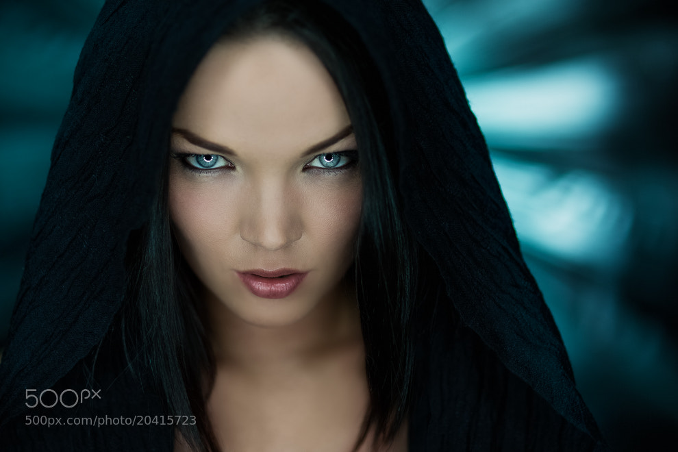 Photograph blue eyes by Alexander Heinrichs on 500px