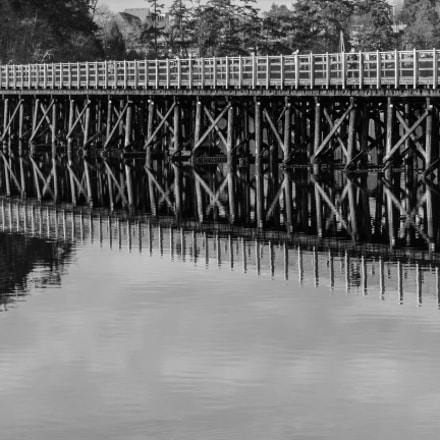 Selkirk trestle, Canon EOS 60D, Canon EF 75-300mm f/4-5.6 USM