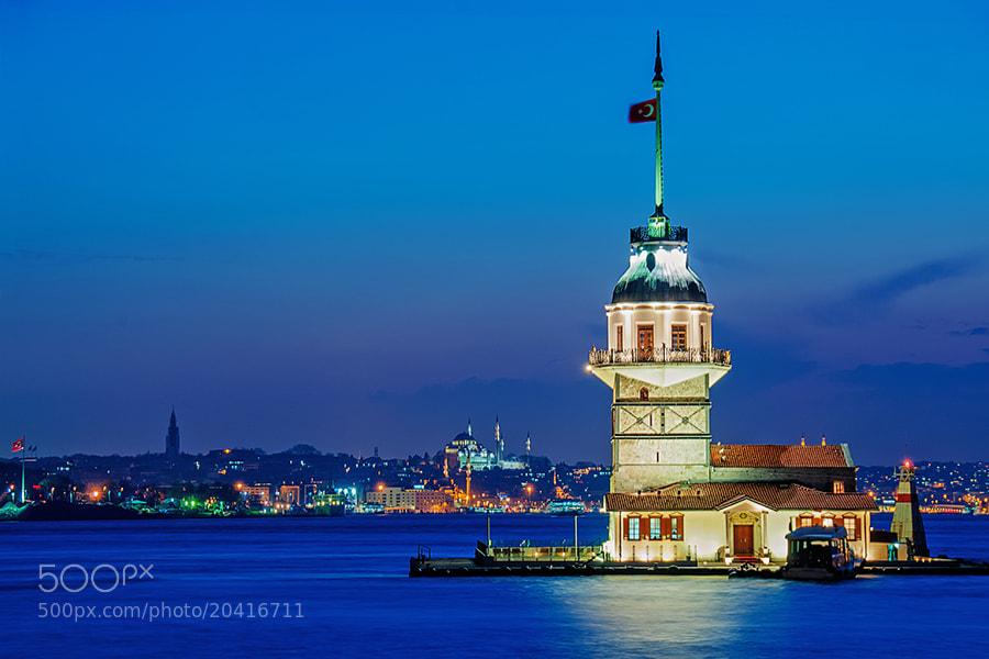 Photograph KIZKULESI by Zeki Öztürk on 500px