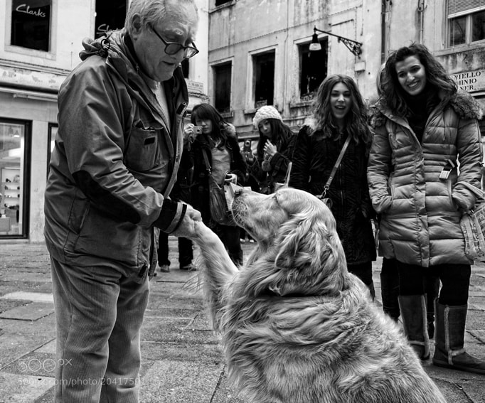 Photograph Pleased To Meet You by mario pignotti on 500px