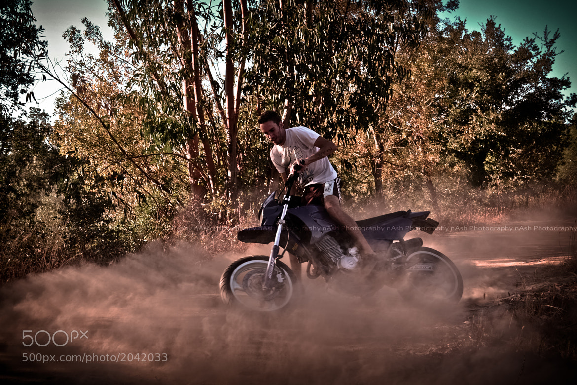 Photograph Motocross by nAsh Art on 500px