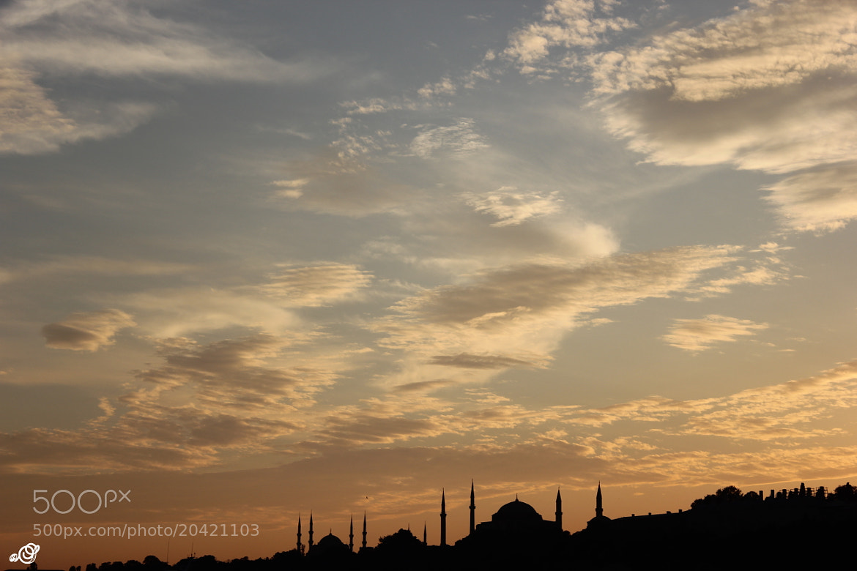 Photograph Şehr-i İstanbul by Ahmet ŞİMŞEK on 500px