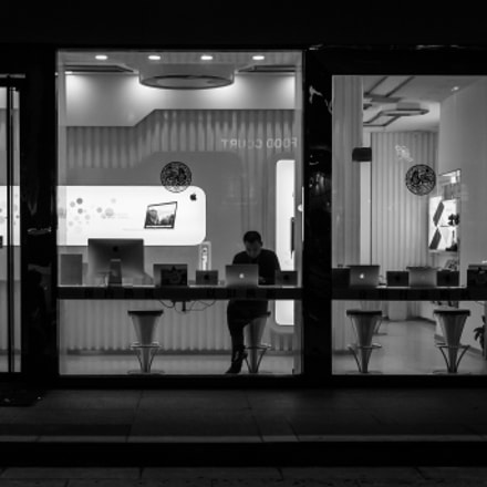 Overtime, Canon EOS 100D, Canon EF-S 24mm f/2.8 STM