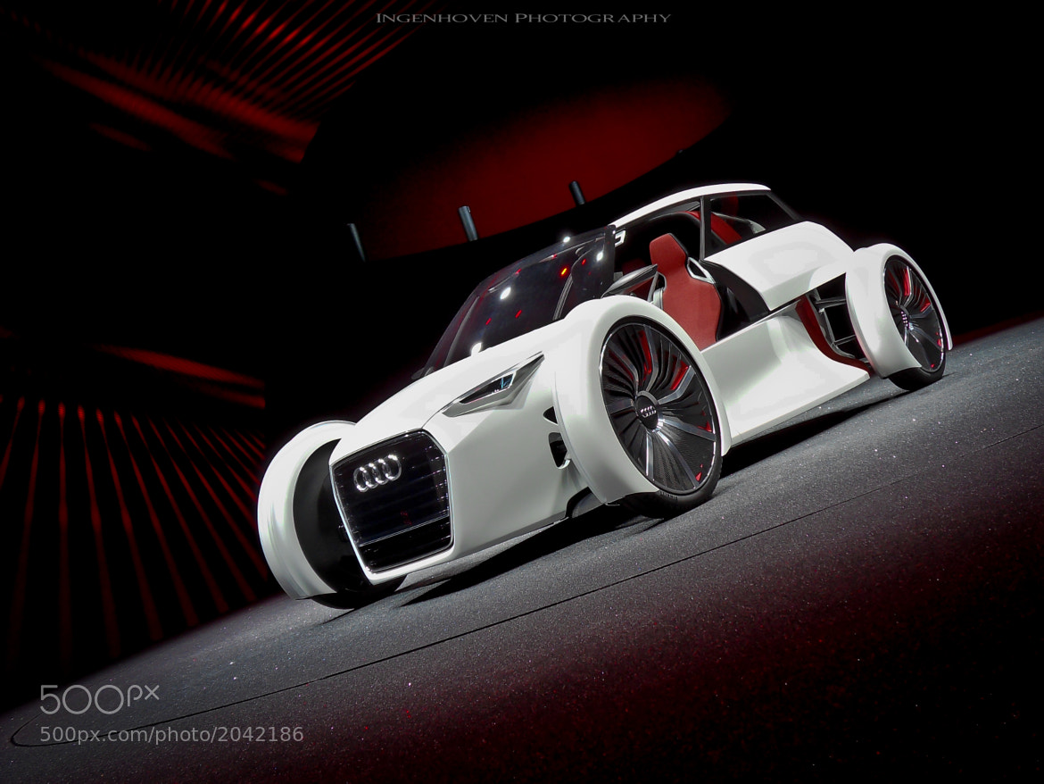 Photograph Audi Urban Cruiser by ingenhoven PHOTOGRAPHY on 500px