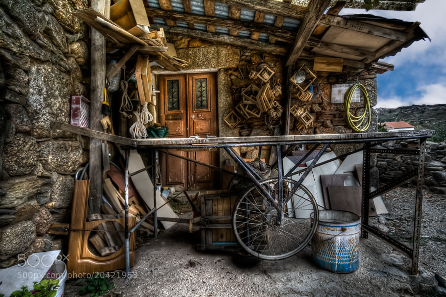 Photograph Craftsman's Place by Paulo Penicheiro on 500px