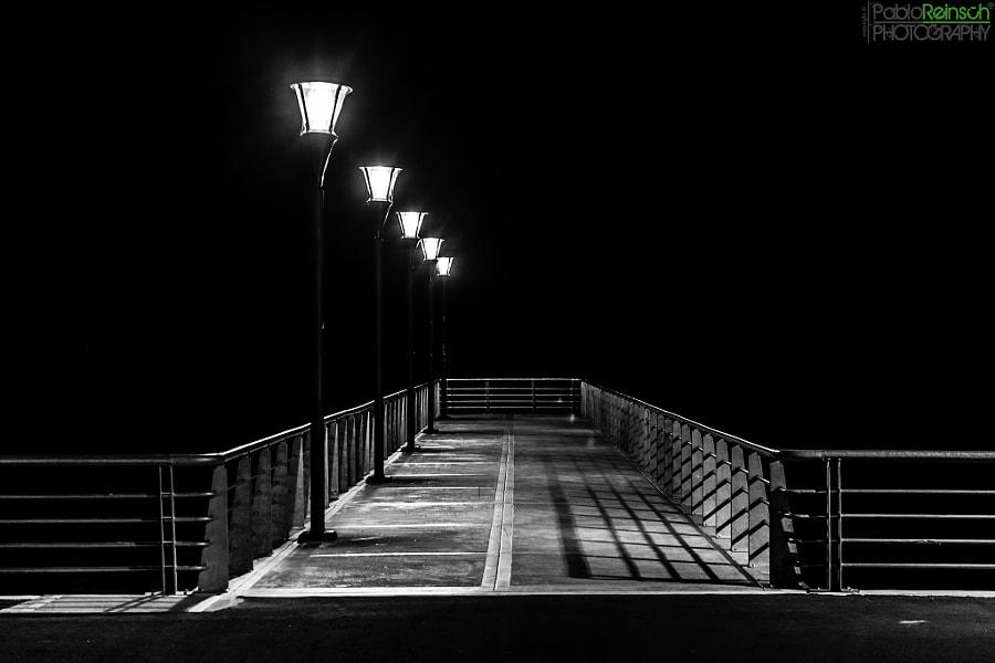 Lights for nobody.-