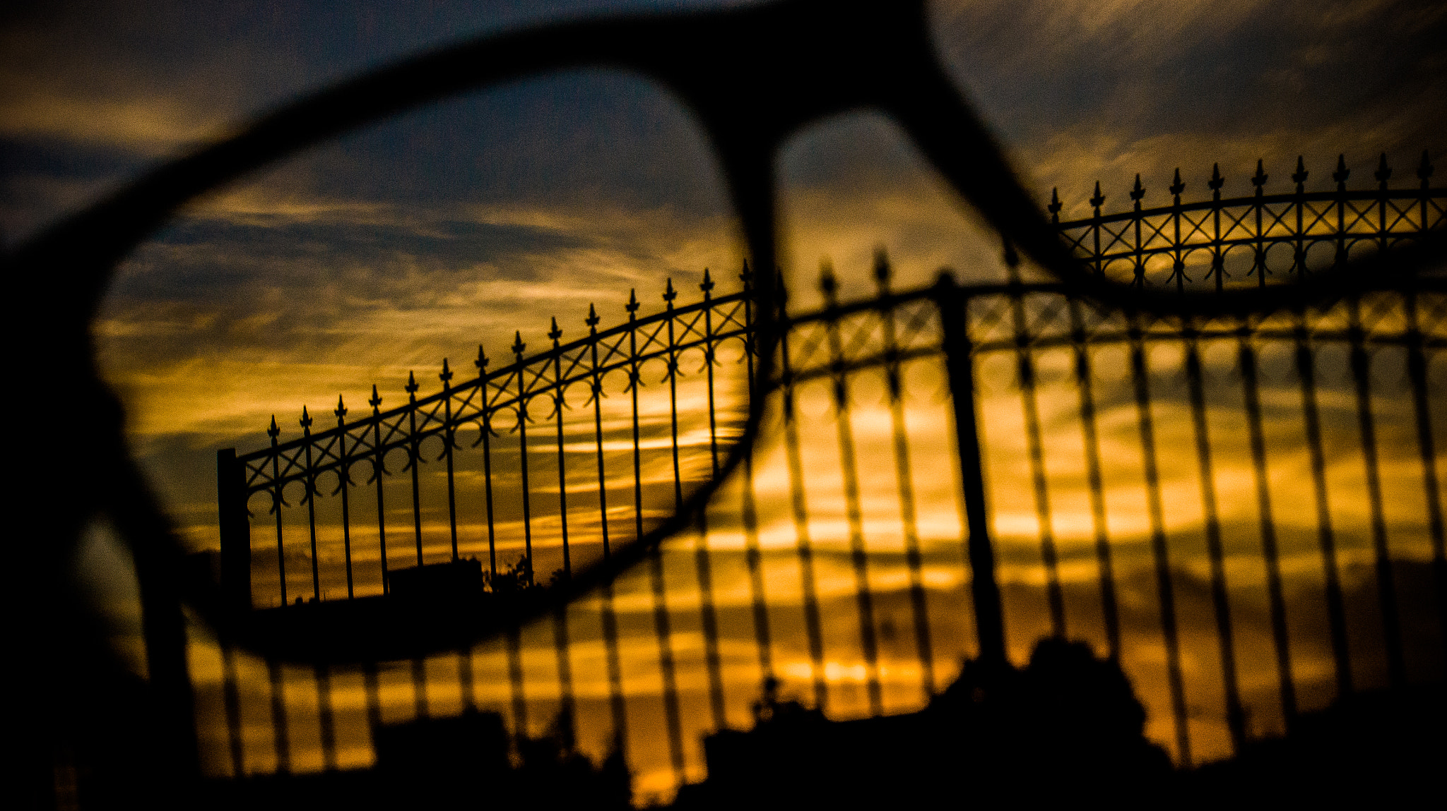 Photograph Barriers of love by Slim Garbouj on 500px
