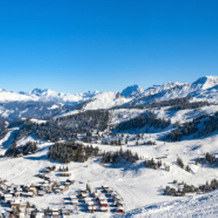 Ski resort Stoss Fronalpstock, Sony SLT-A99, Tamron SP 24-70mm F2.8 Di USD