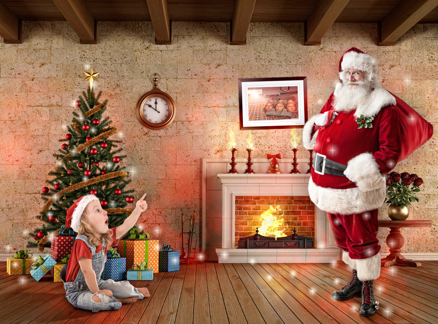 Photograph Santa Claus!!!   =) by Rob Potter on 500px