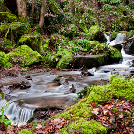 Cromford falls, Canon EOS 50D, Sigma 18-200mm f/3.5-6.3 DC OS