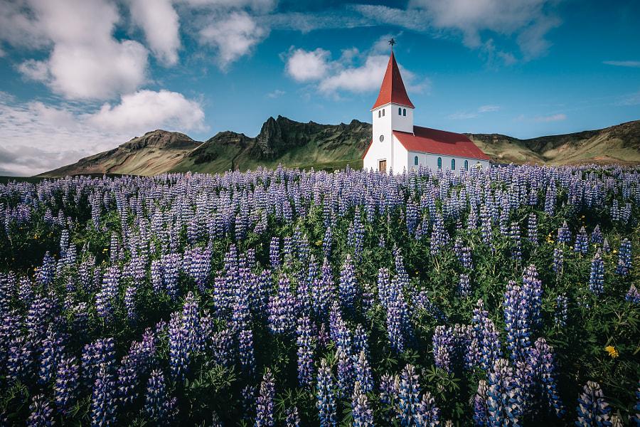 Church Of Vik